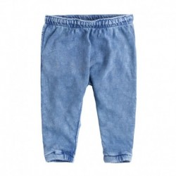 Pantalón Recién Nacido Minidenim azul
