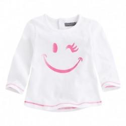 Camiseta bebé niña BBSmile