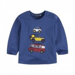 Camiseta bebé niño BBCoches
