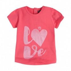 Camiseta Bebé Niña BBLove