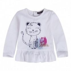 Camiseta bebé niña BBGueparda