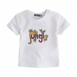 Camiseta Bebé Niño BBJungle