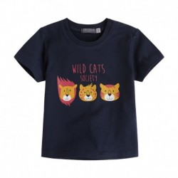 Camiseta bebé niño BBWildcats