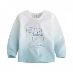 Camiseta recién nacido Minihello