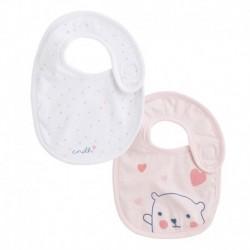 Pack baberos recién nacido MINIAMORE