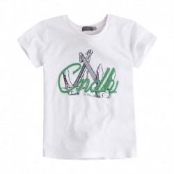 Camiseta niño  Anclas