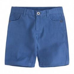 Bermudas niño Cotton Azul