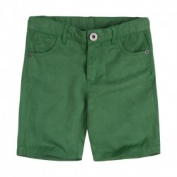 Bermudas niño Cotton Verde