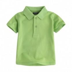 Polo bebé niño BBPierre Verde