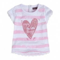 Camiseta bebé niña BBJelly