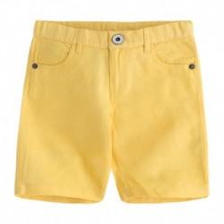 Pantalón niño Cotton Amarillo