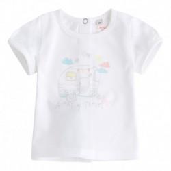 Camiseta recién nacido Minitravel