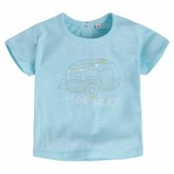 Camiseta recién nacido Minicaravan