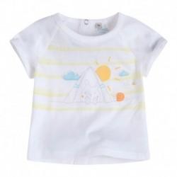 Camiseta recién nacido Miniconill