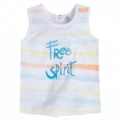 Camiseta recién nacido Minicolors