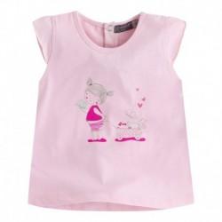 Camiseta bebé niña BBChariot
