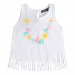Camiseta bebé niña BBFlecos
