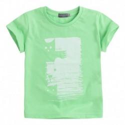 Camiseta niño Totem verde