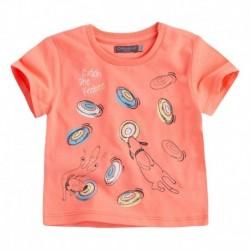 Camiseta bebé niño BBFrisbee