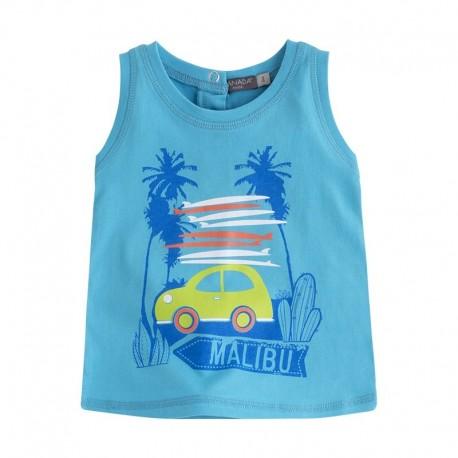 Camiseta bebé niño BBMalibu