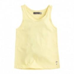 Camiseta niña Basquet Amarilla