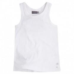 Camiseta niña Basquet Blanca