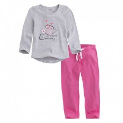 Pijama niña CROASANT