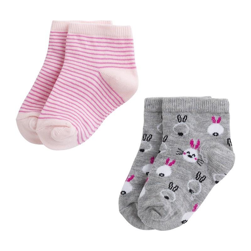 d18ce41b4 Pack de calcetines bebé niña BBSOCK - Canada House
