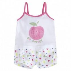 Pijama bebé niña BBFRUTIS