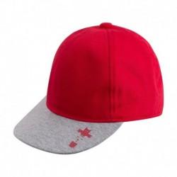 Gorra Niño BASEBALL roja