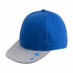 Gorra niño baseball azul